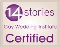 14 Stories - Gay Wedding Institute Certified